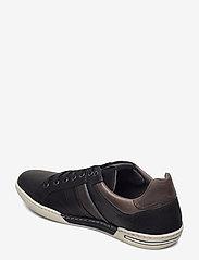 Björn Borg - COLTRANE NU LUX M - laag sneakers - black - 2