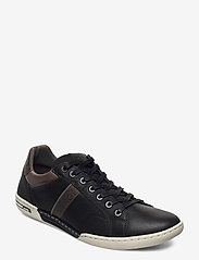 Björn Borg - COLTRANE NU LUX M - laag sneakers - blk - 0