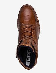 Björn Borg - RUMEN MID M - laced boots - tan - 3