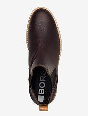 Björn Borg - RUMEN CHS TMB M - chelsea boots - dark brown - 3