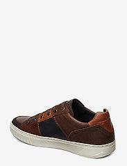 Björn Borg - COLLIN LOW DMT M - laag sneakers - dark brown - 2