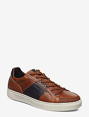 Björn Borg - COLLIN LOW DMT M - laag sneakers - tan - 0