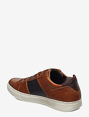 Björn Borg - COLLIN LOW DMT M - laag sneakers - tan - 2