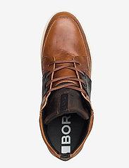 Björn Borg - COLLIN MID DMT M - hoog sneakers - tan - 3