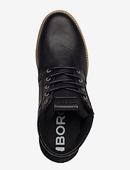 Björn Borg - SUNDAL MID M - laced boots - black - 3