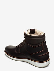 Björn Borg - SUNDAL HGH TMB M - winter boots - dark brown - 2
