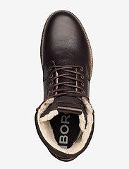 Björn Borg - SUNDAL HGH TMB M - winter boots - dark brown - 3