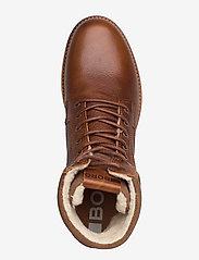 Björn Borg - SUNDAL HGH TMB M - winter boots - tan - 3