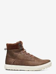 Björn Borg - T1400 HGH TMP M - hoog sneakers - tan - 1