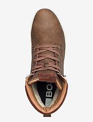 Björn Borg - T1400 HGH TMP M - hoog sneakers - tan - 3