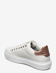 Björn Borg - T1500 LOW CLS W - low top sneakers - white-rose gold - 2