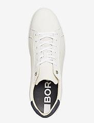 Björn Borg - TOBIE BSC M - laag sneakers - white - 3