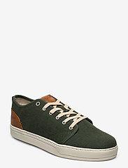 Björn Borg - L400 CVS M - laag sneakers - olive - 0