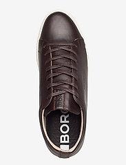 Björn Borg - JORDEN LEA M - laag sneakers - dark brown - 3