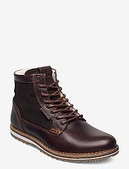 Björn Borg - MARTYN NU MID FUR M - winter boots - dark brown - 0