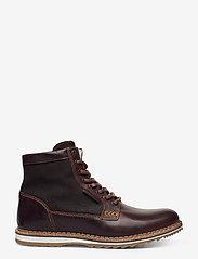 Björn Borg - MARTYN NU MID FUR M - winter boots - dark brown - 1