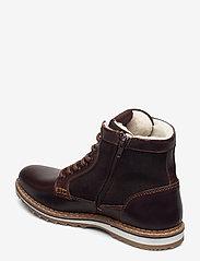 Björn Borg - MARTYN NU MID FUR M - winter boots - dark brown - 2