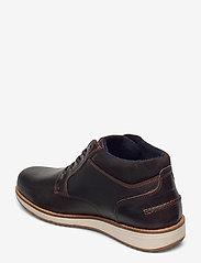 Björn Borg - SUNDAL MID TMB M - laced boots - dark brown - 2