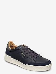 Björn Borg - T1316 SPT TMP M - laag sneakers - navy-grey - 0