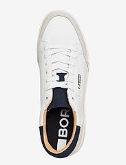 Björn Borg - T1316 SPT TMP M - laag sneakers - white-navy - 3