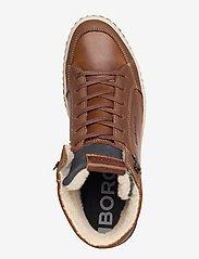 Björn Borg - ALAN MID FUR M - winter boots - tan - 3