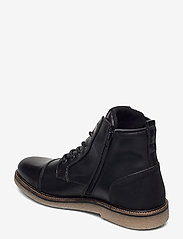 Björn Borg - BARLOW HGH M - laced boots - black - 2