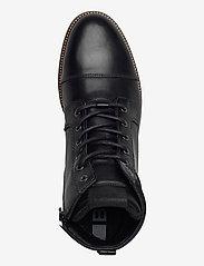 Björn Borg - BARLOW HGH M - laced boots - black - 3