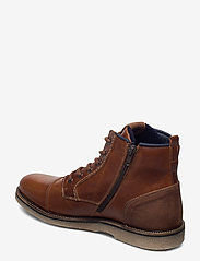 Björn Borg - BARLOW HGH M - laced boots - tan - 2
