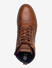 Björn Borg - BARLOW HGH M - laced boots - tan - 3