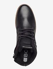 Björn Borg - BAX MID M - hoog sneakers - black - 3
