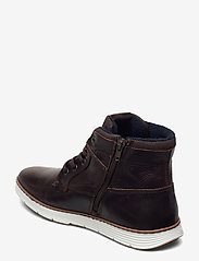 Björn Borg - BAX MID M - hoog sneakers - dark brown - 2