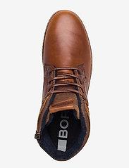 Björn Borg - BAX MID M - hoog sneakers - tan - 3