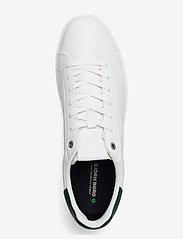 Björn Borg - T305 CLS BTM M - laag sneakers - white/green - 3