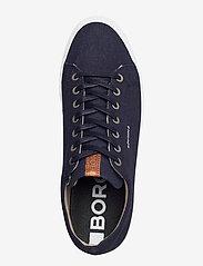 Björn Borg - JORDEN CVS M - laag sneakers - navy - 3