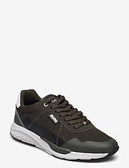 Björn Borg - R1200 LMN M - laag sneakers - olive - 0
