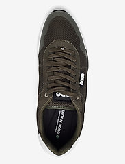 Björn Borg - R1200 LMN M - laag sneakers - olive - 3