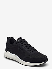 Björn Borg - R1900 KNT M - laag sneakers - black - 0