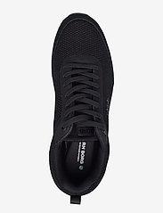 Björn Borg - R1900 KNT M - laag sneakers - black - 3