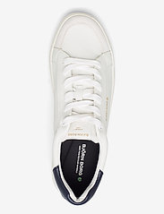 Björn Borg - T1600 CLS M - laag sneakers - white-navy - 3