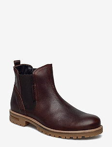 Kevina Chs Tmb W - chelsea boots - dark brown