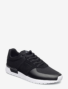 R100 Low Msh M - baskets basses - black