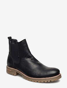 KEVIN CHS - chelsea boots - black
