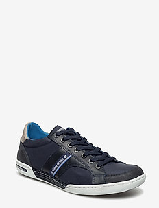 Henry Nnyl - baskets basses - navy/blue