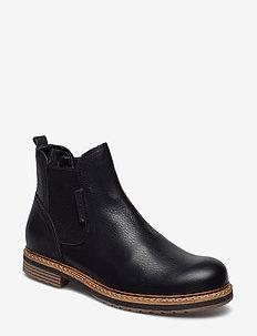 Josie Chs W - chelsea boots - black