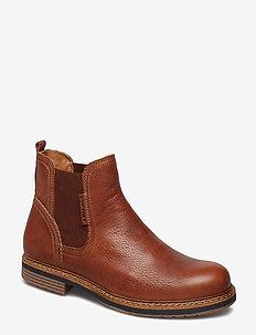Josie Chs W - chelsea boots - tan