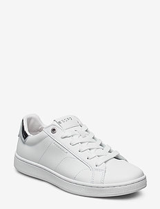 T305 LOW CLS W - low top sneakers - white-silver