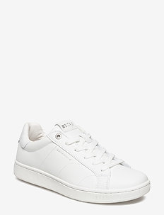 T305 LOW CLS W - low top sneakers - white-white