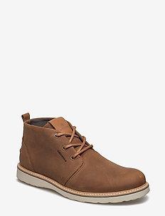 MILKO 02 MID M - desert boots - tan