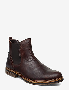 JENS CHS M - nilkkurit - dark brown