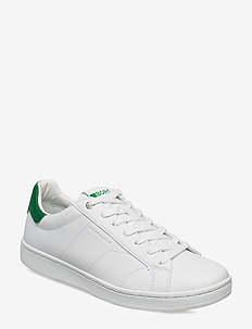 T305 LOW CLS M - WHITE-GREEN